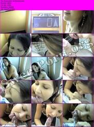 Crazy-Isabel Crazy-Isabel - Im Fahrstuhl Thumbnail